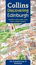 Discovering Edinburgh (Map) Collins