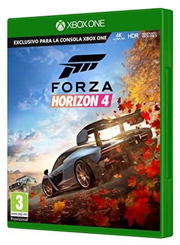 Forza Horizon 4 Standard Edition Xbox One