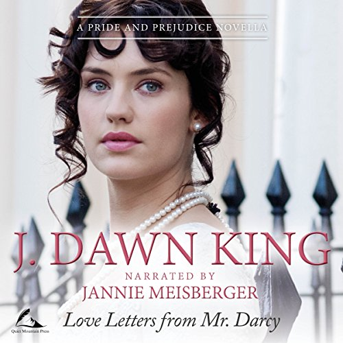 Love Letters from Mr. Darcy audiobook cover art
