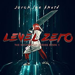 Level Zero audiobook cover art