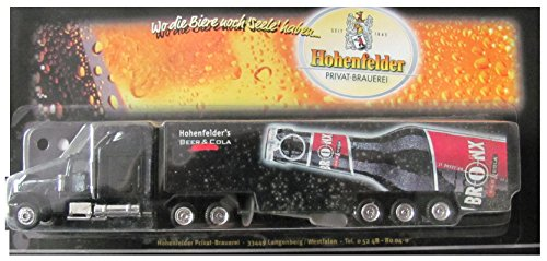 Hohenfelder Nr.25 - Bronx - Bier & Cola - Freightliner - US Sattelzug