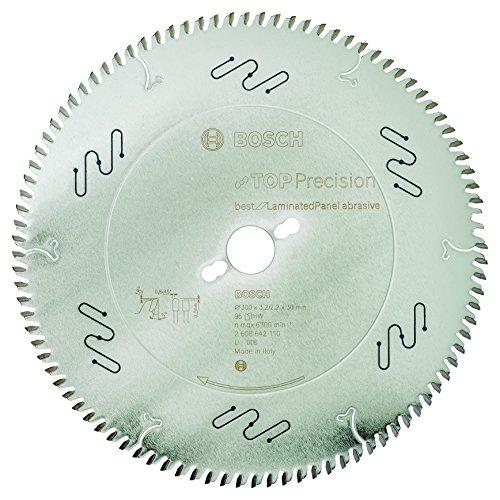 BOSCH cirkelzaagblad Top Precision Best voor gelamineerd paneel schurend 300 x 30 x 3,2 mm