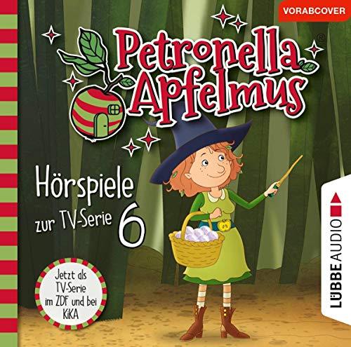 Petronella Apfelmus - Hörspiele zur TV-Serie 6: Energie aus der Dose, Das blaue Wunder, Die Zauberprüfung.