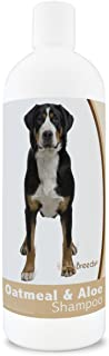 Healthy Breeds Dog Shampoo for Dry Itchy Skin for Greater Swiss Mountain Dog - OVER 200 BREEDS - 16 oz - Mild & Gentle for...