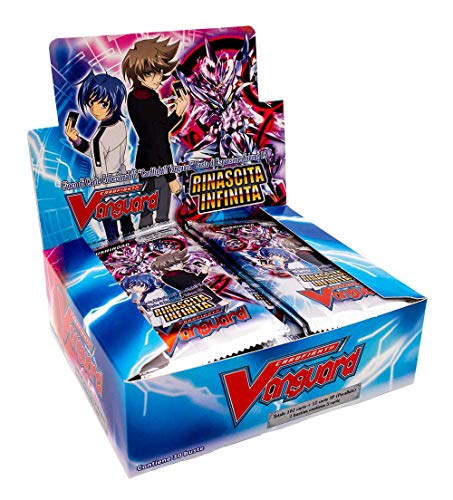 Cardfight Vanguard- BT Carte collezionabili, BT15