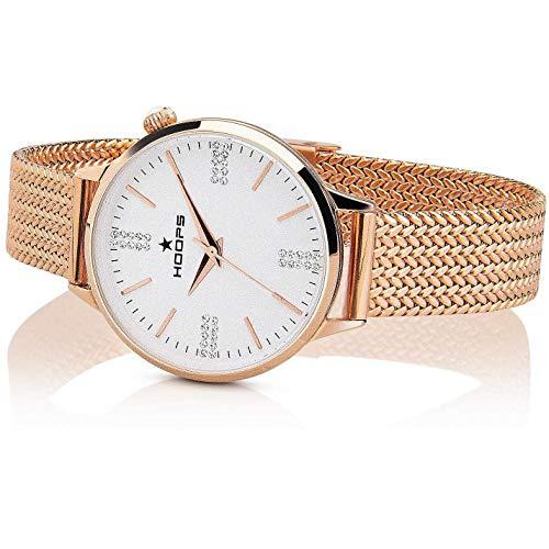 orologio solo tempo donna Hoops Classic trendy cod. 2614LD-RG01
