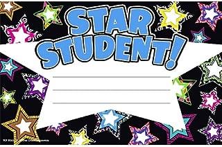 Teacher Created Resources Fancy Stars Star Student Awards (5263)