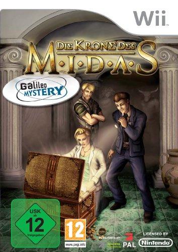 Galileo Mystery - Die Krone des Midas [Importación alemana]
