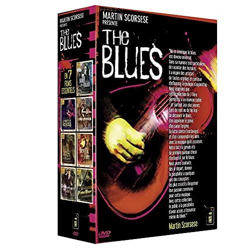The Blues - Coffret Intégral [Francia] [DVD]