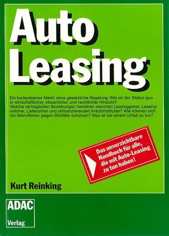 AutoLeasing (ADAC-Handbücher)