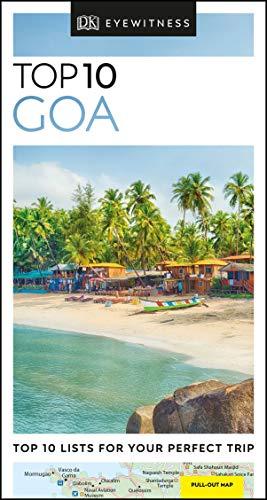 DK Eyewitness Top 10 Goa (Pocket Travel Guide)