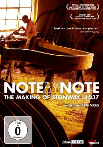 Note by Note - The Making of Steinway L1037