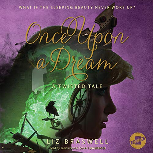 Once Upon a Dream audiobook cover art