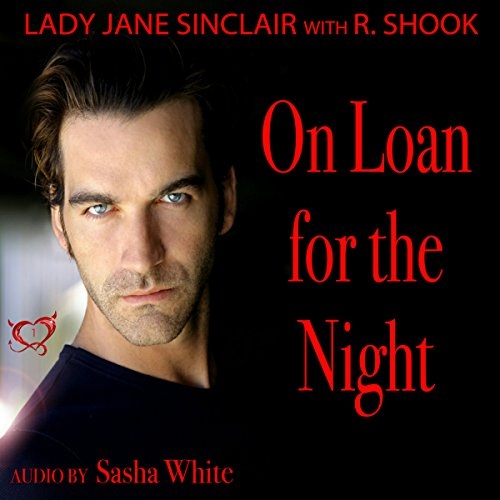 On Loan for the Night audiobook cover art