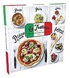 La Trattoria : Plus de 100 recettes buonissime ! 5 volumes