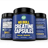 Raw Barrel Pure Creatine Monohydrate - Faster Recovery, Muscle Mass Builder, Increase Volume, Strength, Power - Micronized for Fast Absorption - 4200 milligrams Pharmaceutical Grade - 240 Capsules