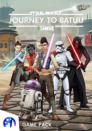 Los Sims 4 +Star Wars: Viaje a Batuu(GP9) | Código Origin para PC