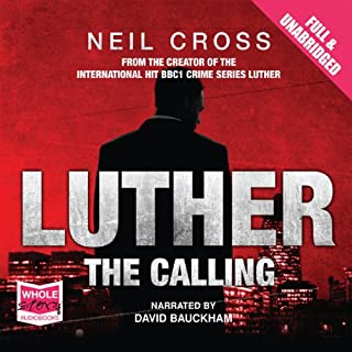 Luther: The Calling cover art