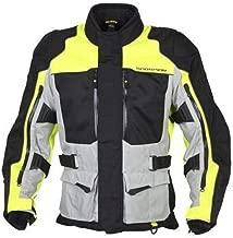 Scorpion XDR Yosemite Motorcycle Adventure Touring Jacket (Hi-Viz, Large)