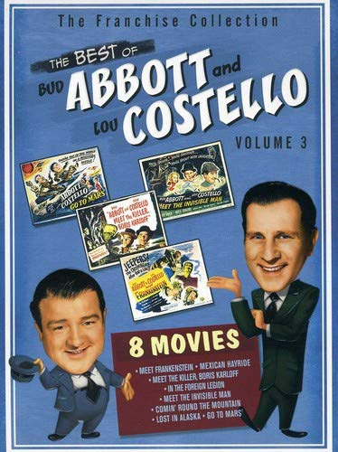 Best of Abbott & Costello 3 [Import USA Zone 1]