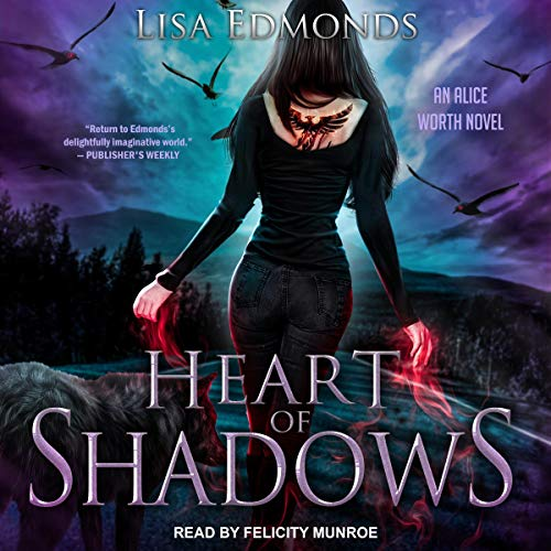 Heart of Shadows cover art
