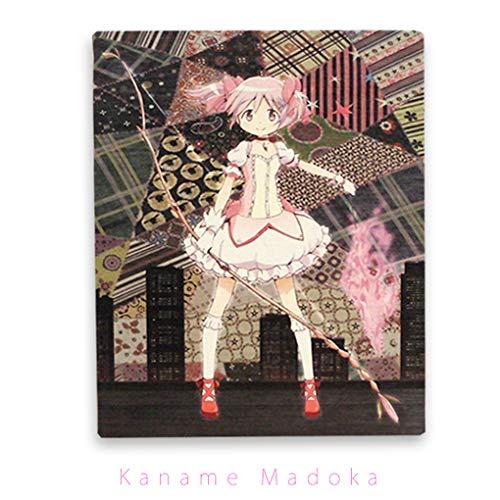 劇場版 魔法少女まどか☆マギカ [新編] 叛逆の物語 鹿目まどか 谷口淳一郎 描き下ろし キャンバスアート