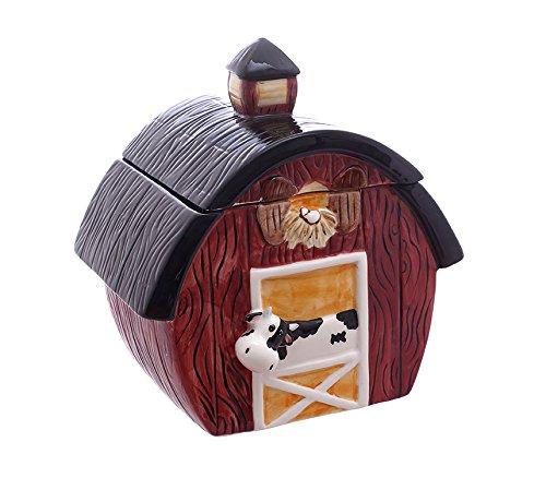 Alice Collection - Tarro para galletas de cerámica