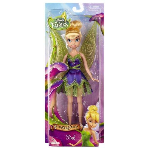 Taldec Disney Fairies - 68856 - Poupée Mannequin - Fée Clochette Classic