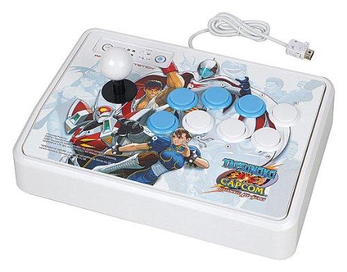 Fight stick Arcade Tatsunoko vs Capcom