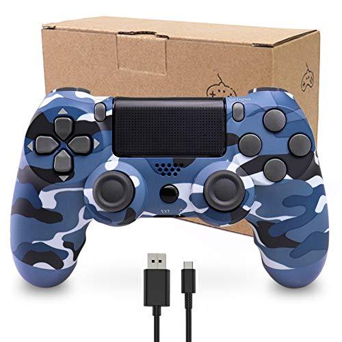 Mando Inalámbrico para PS4, Mando Inalámbrico Gamepad...