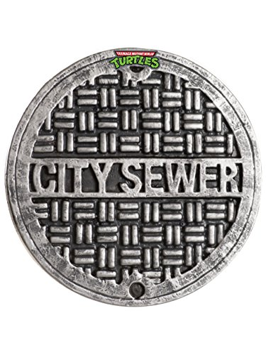 Rubie's Costume Classic Teenage Mutant Ninja Turtles Sewer Cover Shield