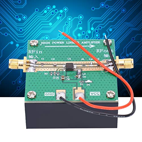 RF2126 Broadband Amplifier, 400-2700mhz with Heatsink Radio Amplifier, for Instrumentation Electronics Factory Electronic Component