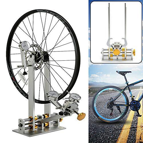 Bicycle Wheel Repair Platform Truing Bearing Stand Mechanic Repairing Rack best