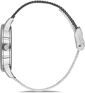 Daniel Klein Trendy Ladies - Grey Dial Multicolor Band Watch - DK.1.12628-1