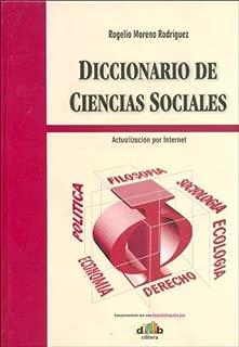 Diccionario de Ciencias Sociales 2 Tomos (Spanish Edition)