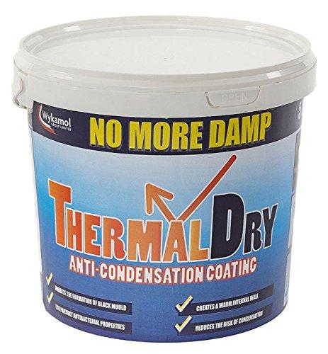 Wykamol Thermaldry Anti-Condensation Coating (5 Litre Single Tub)