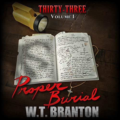 Proper Burial audiobook cover art