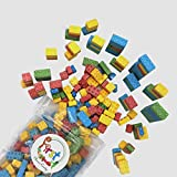 FirstChoiceCandy Assorted CANDY Blocks BUILDING Blox 5 LB
