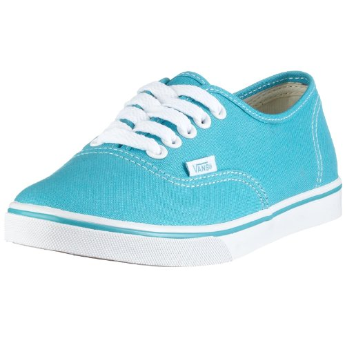 Vans U AUTHENTIC LO PRO VGYQ19E, Unisex - Erwachsene Sneaker, türkis, (Bluebird/White), EU 36, (US 4.5), (UK 3.5)