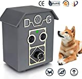 Stop Barking Device, 15 M Range Anti-bark Box, Ultrasonic Dog Bark Control, Sonic