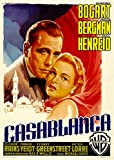 Casablanca 1942 Movie Film Poster,Plakat
