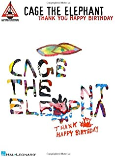 Cage the Elephant - Thank You, Happy Birthday (Guitar Recorded Versions)