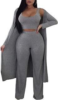 duster pants set