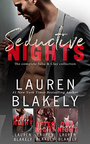 Seductive Nights: The Complete Julia and Clay Collection (English Edition)