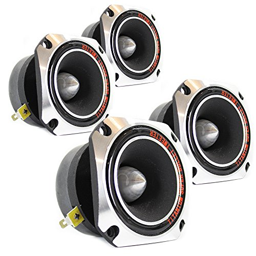 Skytec 4x Titanium Diaphragm Speaker Drivers 320W