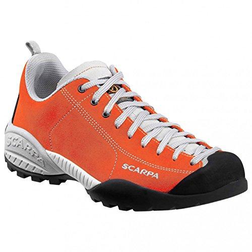 Scarpa - Mojito, scarpe da escursionismo, da Uomo, casual, donna, 32605-0004, Pomodoro, 38.5 EU