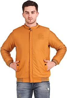 Viralee Retail Men Winter Lightweight Polyester Full Sleeve Jacket