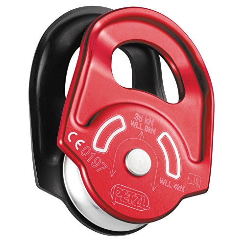 Petzl, Rescue, Red, P50A