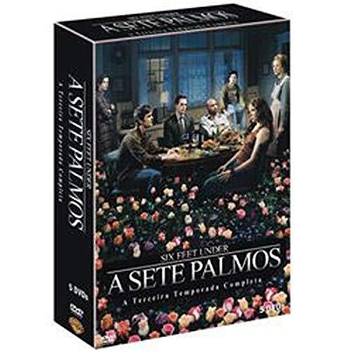 DVD BOX A Sete Palmos - 3ª Temporada Completa (5 DVDs)