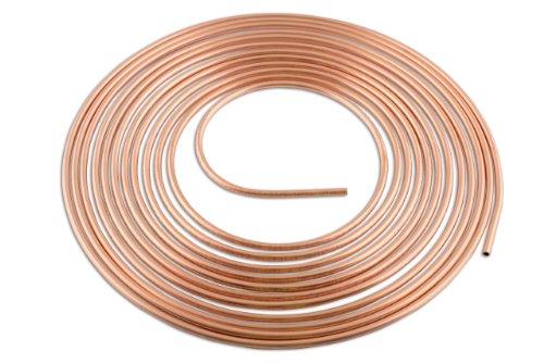 Connect 31136 - Tubo de cobre (7,6 m x 0,6 cm)